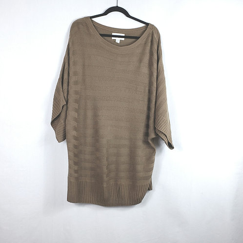 Avenue Tan Sweater - 26/28W