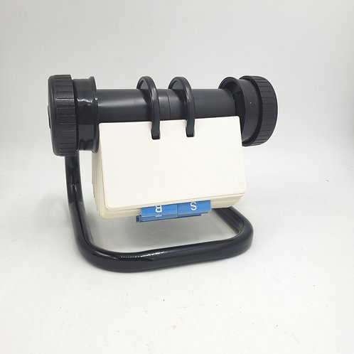 Rolodex Open Rotary