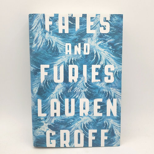 Fates and Furies by Lauren Groff Hardcover