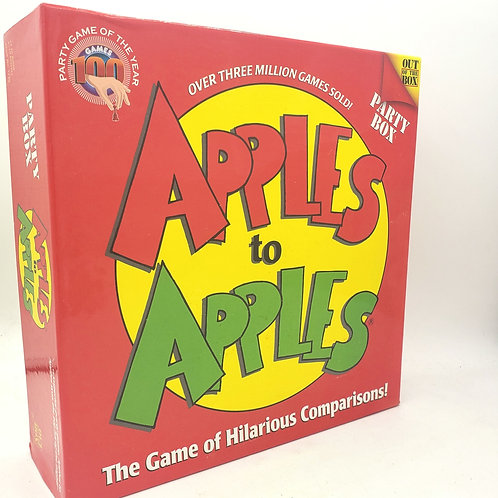 Apples to Apples Party Box  12+ 4-10 players
