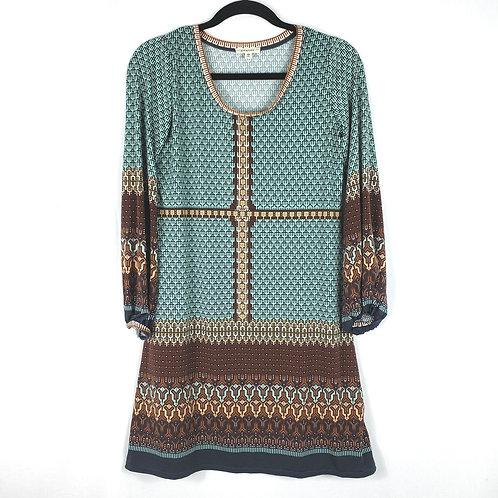 Max Studio Pattern Dress - XS