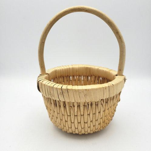Small Woven Handbasket