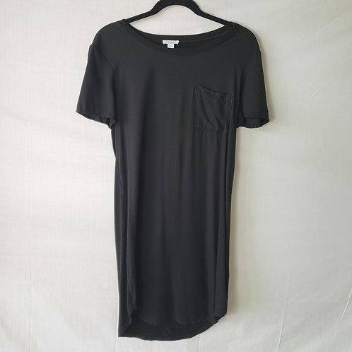 Splendid Black T Shirt Dress - XS