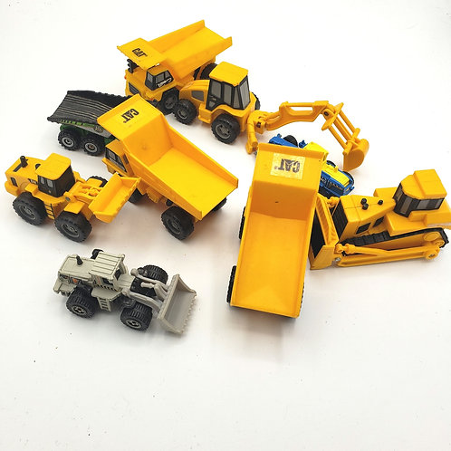 Small Construction Vehicles 9