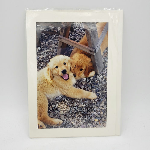 Margaret Weinland Photography Blank Card with Envelope