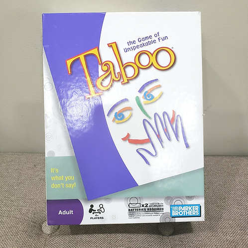 Taboo Game Adult