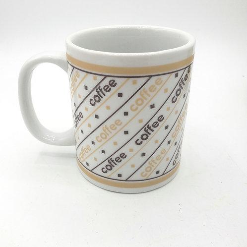 1990 Coffee Mug Houston Food