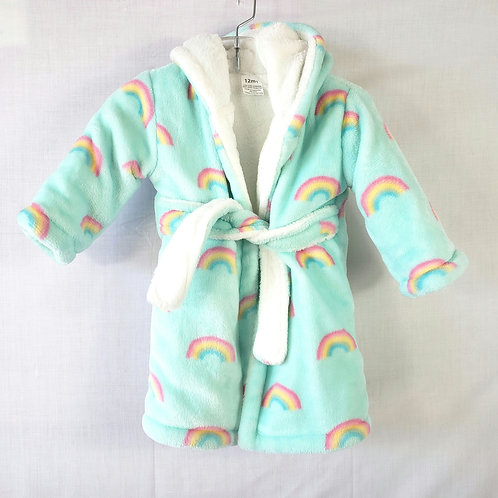Cozy Robe 12M Fits Small
