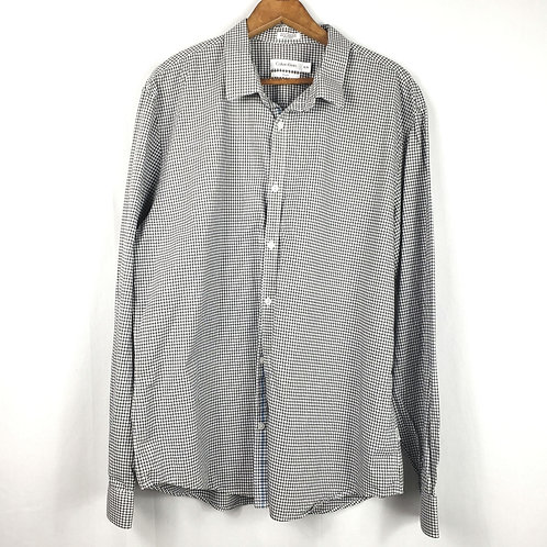 Calvin Klein Black & White Shirt - XL