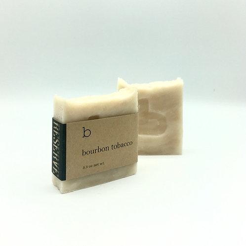 Bourbon Tobacco Soap - Reserve Soap Collection