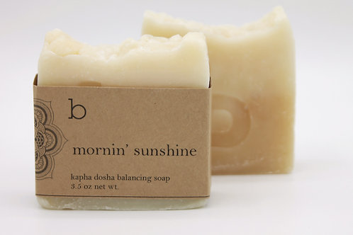 mornin' sunshine