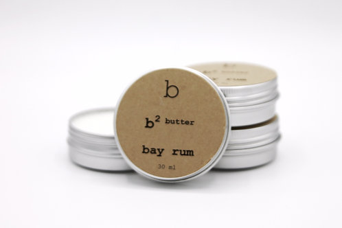 b2 body + beard butter bay rum