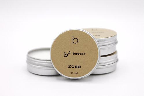 b2 body + beard butter rose