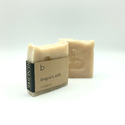 dragon's milk soap