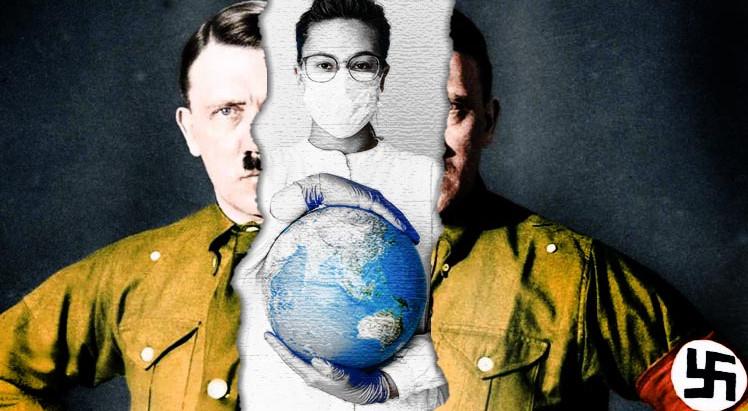 Conquering Hitler