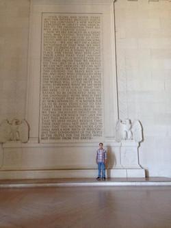 Touring Washington D.C.