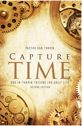 Capture Time Book