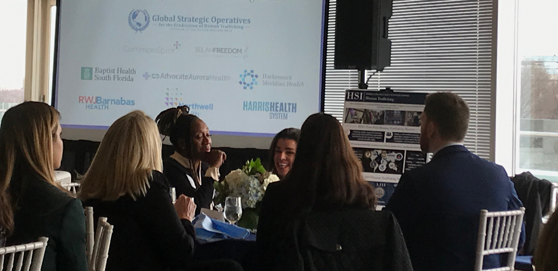 GSO and The Selah Way Foundation in DC