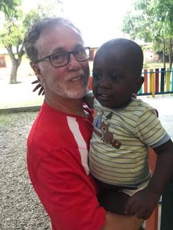 Loving the orphan children of Haiti