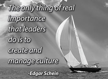 Schein quote leaders create & manage cul