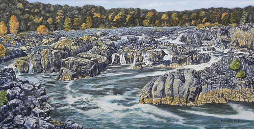 """""""Great Falls of the Potomac"""""""