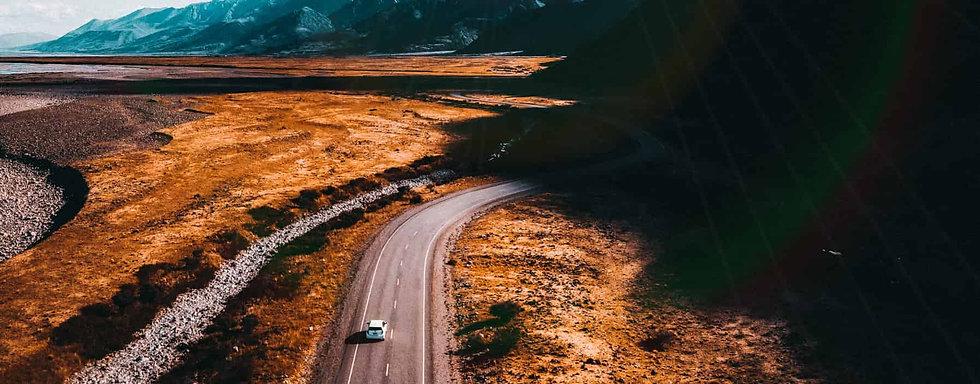 long term car rental background