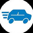 Super Fast Car Rental Service icon