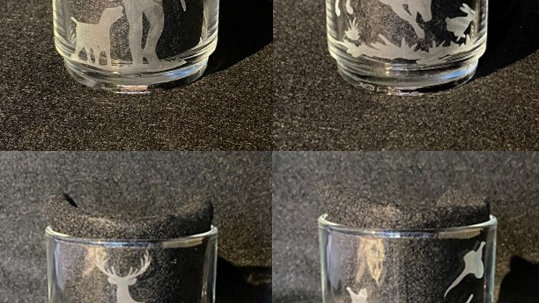 4 x Tea/Coffee Mug Set