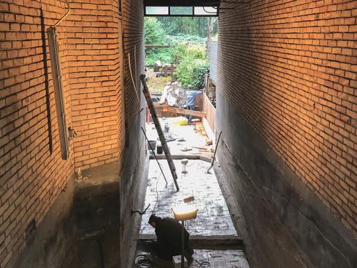 Tunnelvisie – Onderdoorgang wordt tuinkamer