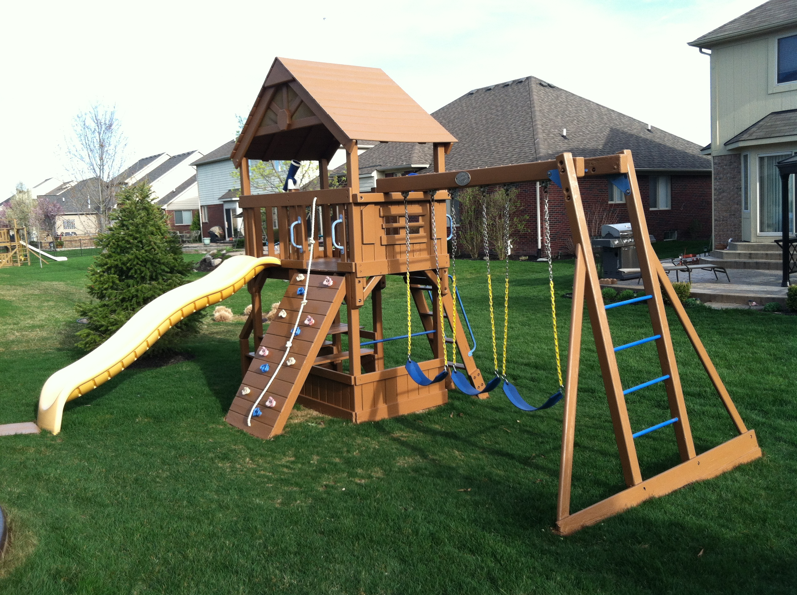 Playset After