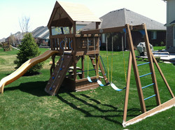 Playset Before