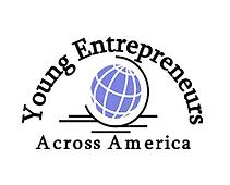 Logo for Young Entrepreneurs Across America