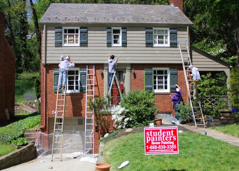 Pennsylvania paint training