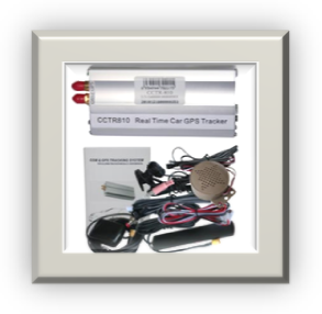 Basic Vehicle Tracker GTB001