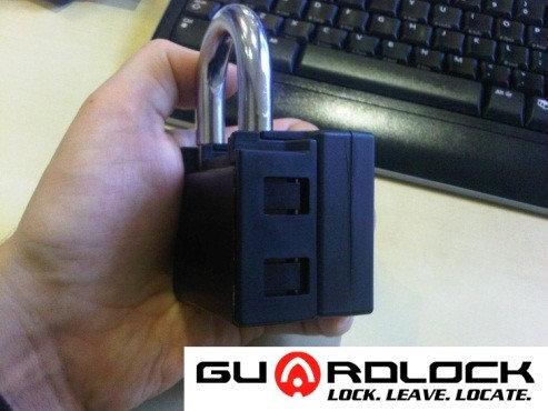 Padlock Tracker GTG001