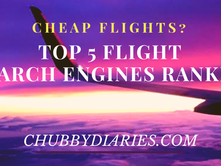 Cheap Flights? Here Are Our Top 5 Flight Search Engines Ranked!