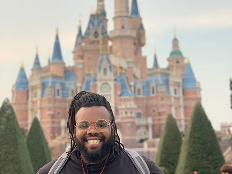 THE BEST THEME PARK FOR PLUS SIZE PEOPLE-  WHY I LOVE DISNEY!!