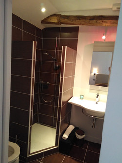salle de bain chambre Passiflore