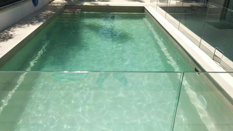 הבריכה היפה של סיגל ואורי