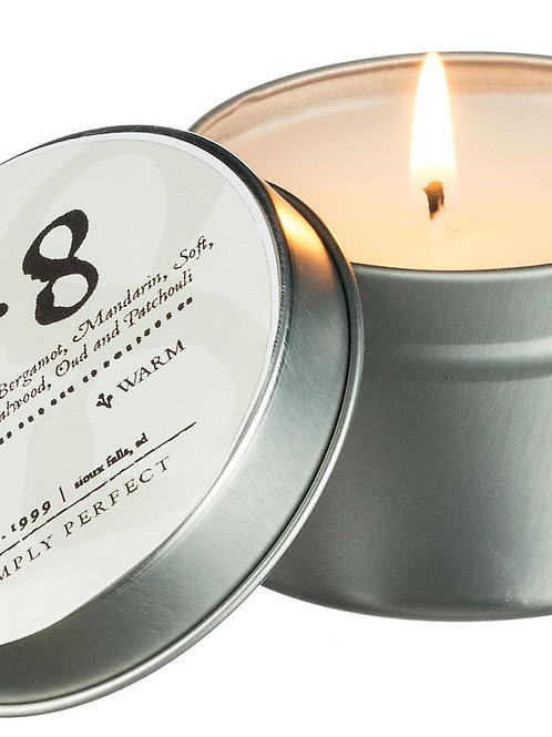 No. 8 Candle