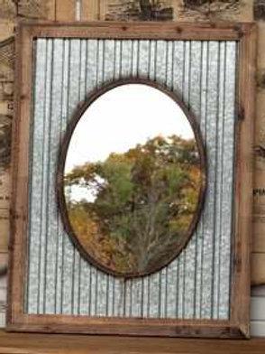 Tin Roof Mirror