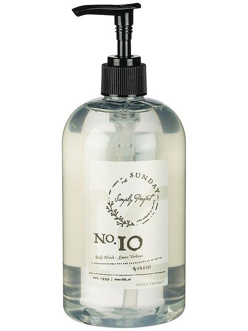 No.10 Body Wash