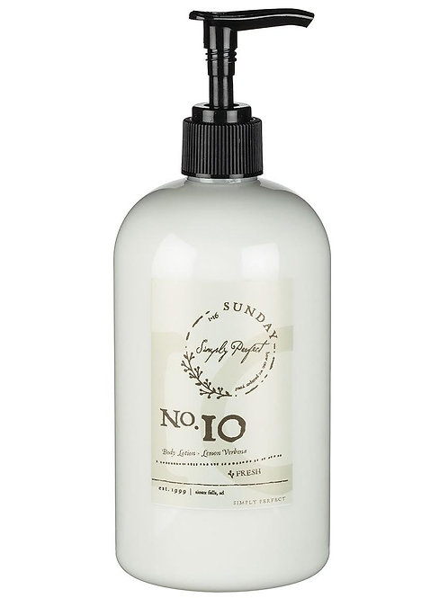 No.10 Body Lotion