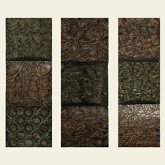 Mosaic Metal Panels