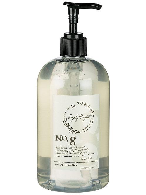No.8 Body Wash