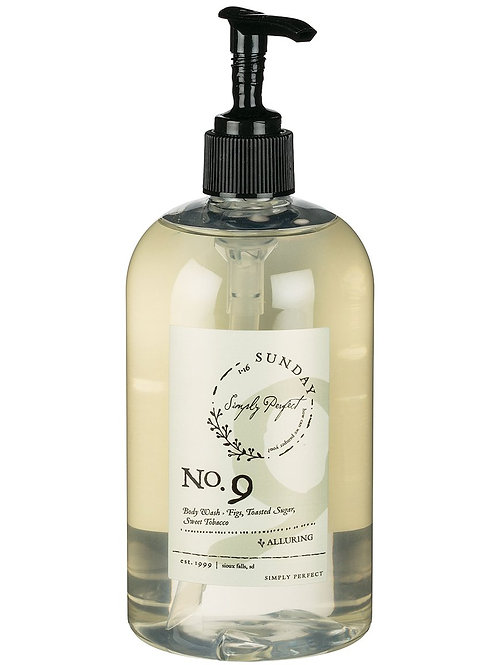 No.9 Body Wash
