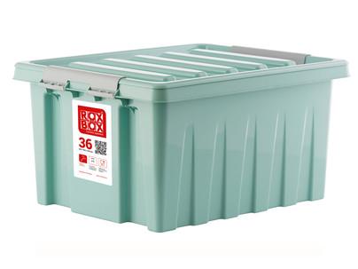 Новинка Rox Box: контейнеры в красивом мятном оттенке