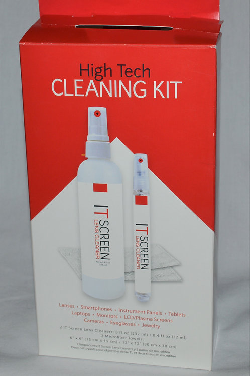 IT Screen Lens Cleaning Kit