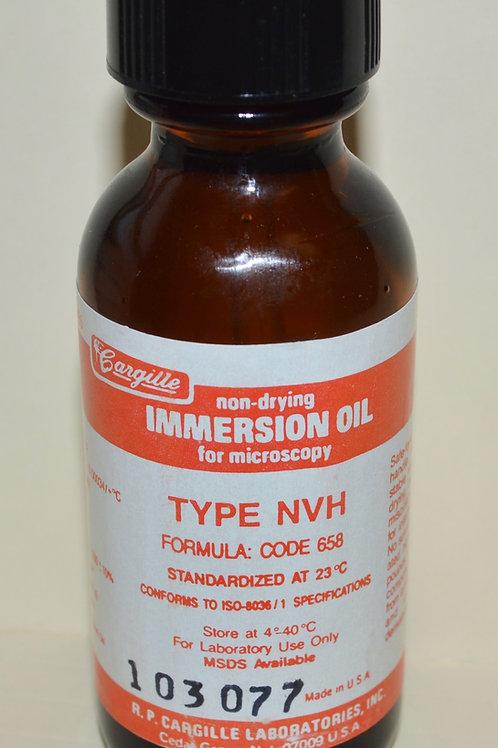 1 oz. Immersion Oil Type NVH bottle w/rod