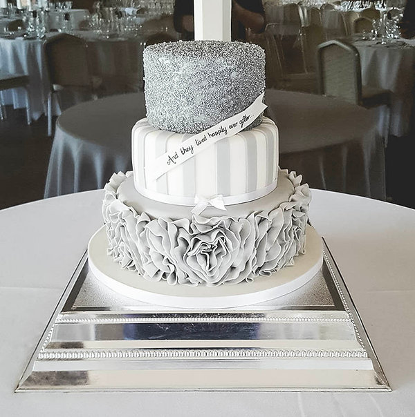 Colshaw Hall, Weding cake Cheshire